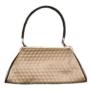 Andrea valentini vintage handbag clutch bag